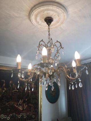 lampa estilo araña