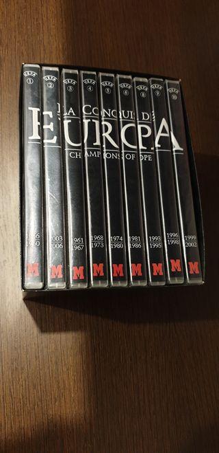 LA CONQUISTA DE EUROPA(CHAMPIONS OF EUROPE)