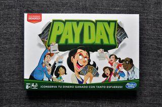 Juego de mesa PAY DAY (PRECINTADO)