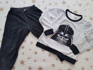Pijama niño Darth Vader Hym (2-4 años)