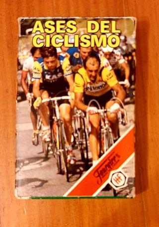 cartas de ciclismo antiguas