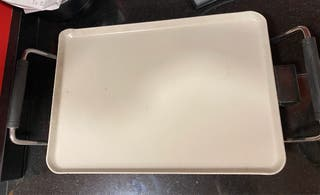 Plancha taurus de cerámica