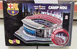 Puzzle 3D Estadio Camp Nou (PRECINTADO)