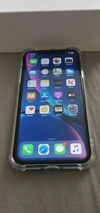 Apple MRYA2B/A iPhone XR - 64GB - Blue (Unlocked)