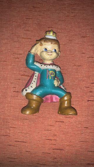 Antiguo muñeco