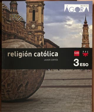Libro de religión 3ºESO
