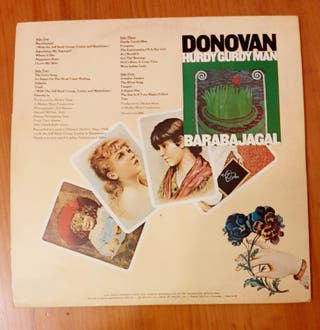 Disco doble vinilo Donovan