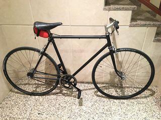 Bici urbana clásica