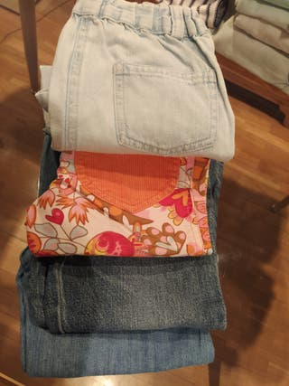 Pantalones niña 18-36 meses