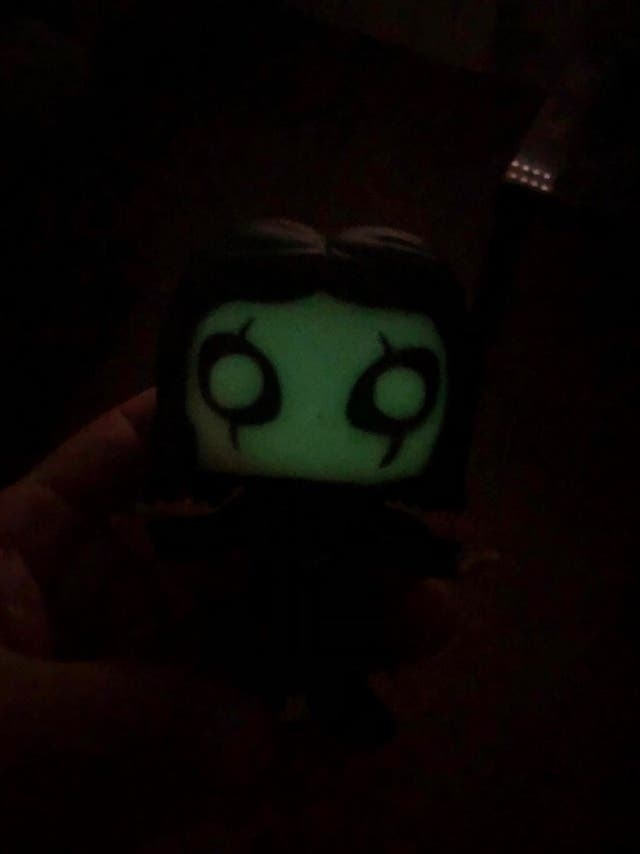 FUNKO POP - THE CROW - #133 ( clows in the dark)