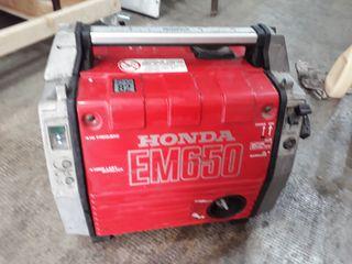 GENERADOR HONDA EM650
