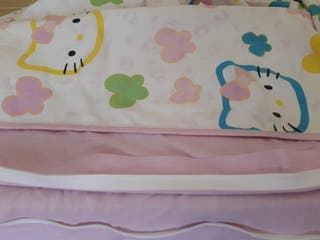 Funda nórdica Hello Kitty cama 90cm