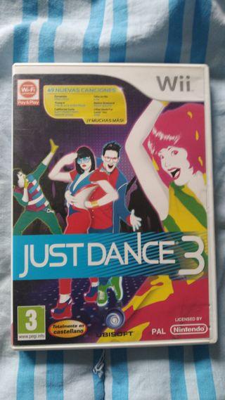 JUST DANCE 3. Wii