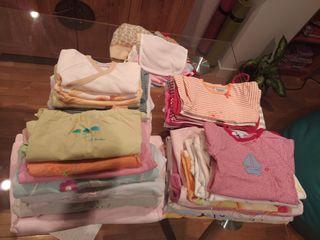 Lote ropa bebé niña 0-36 meses
