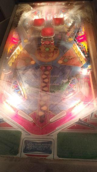 Pinball. años 80-90