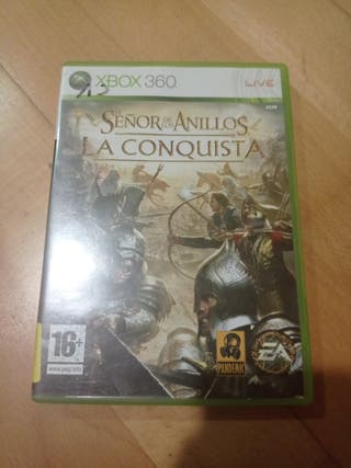 ESDLA La conquista Xbox 360