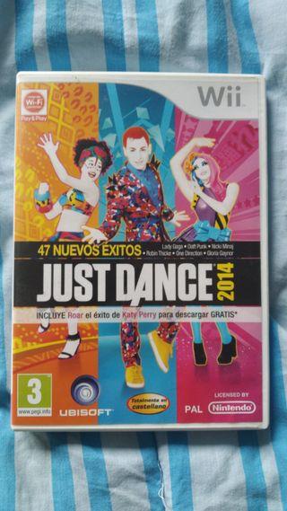 JUST DANCE 2014. Wii