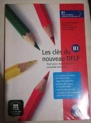 Libro francés 2 bachillerato Les Cles du nouveau