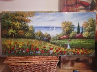 Cuadro/lienzo al oleó Claude Monet
