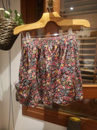falda punto