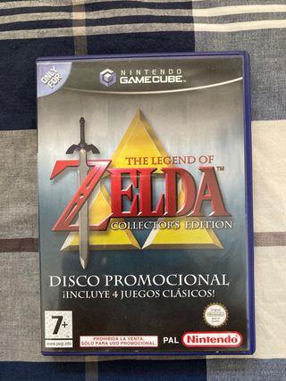 The legend of Zelda collector's edition