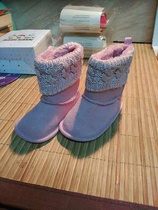 botas para bebé