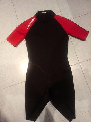 traje de neopreno de niño