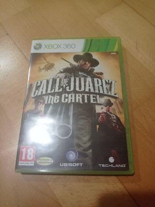 call of juarez Xbox 360