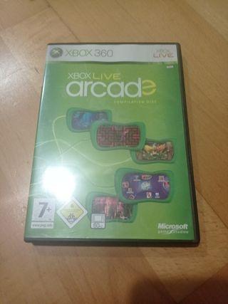 arcade Xbox 360
