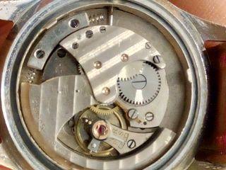 Reloj antiguo suizo de los años 50