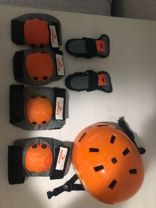 Set de protección BOOMERANG