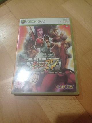 super street fighter 4 Xbox 360