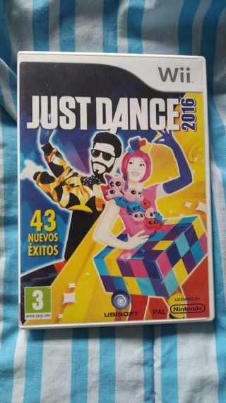 JUST DANCE 2016. Wii