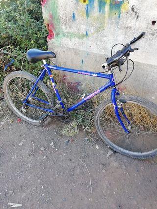 bicicleta de montaña togano
