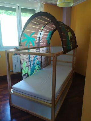 Cama infantil kura