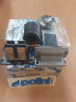 kit Polini caja láminas admisión Yamaha BWS
