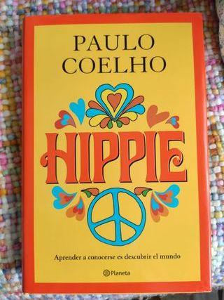 """Libro """"Hippie"""" de Paulo Coelho."""