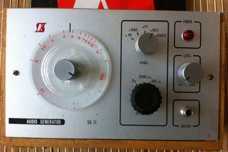 GENERADOR DE AUDIO (BF) SALES-KIT SK-71