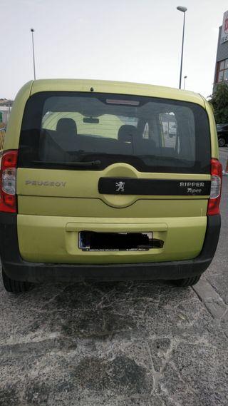Peugeot Bipper 2012
