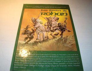 Los jinetes de Rohan El Señor de los Anillos JOC