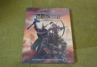 Warcraft el juego de rol precintado