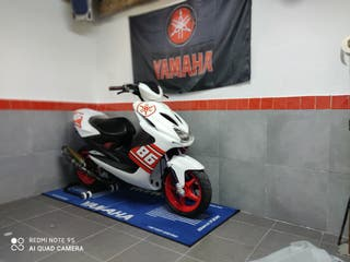 Yamaha aerox preparada