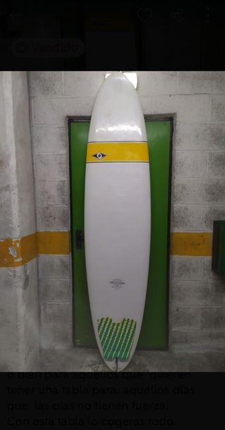 """Tabla surf Malibú Evolutiva 7,6"""""""