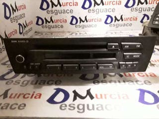 Sistema audio / radio cd Bmw Serie 1 berlina