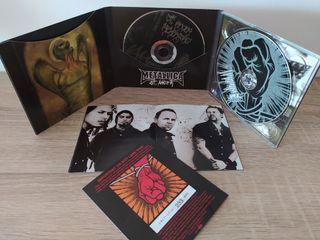METALLICA ST'ANGER CD+DVD