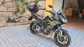 Yamaha Mt tracer 09