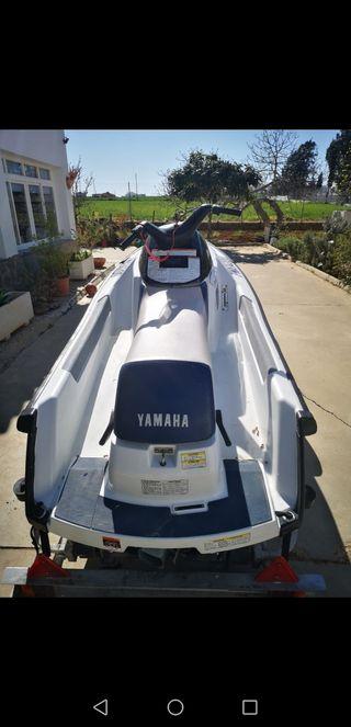 Moto de agua Yamaha 650 Tl 3 plazas