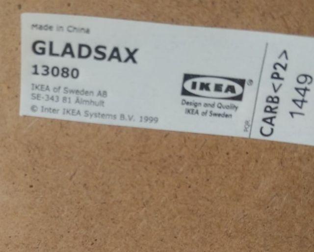 Marco IKEA mod. GLADSAX