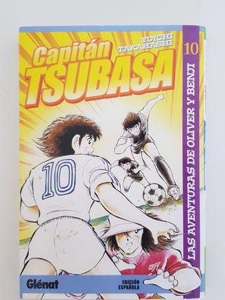 Capitán Tsubasa 10