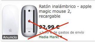 Apple Magic Mouse 2 Nuevo
